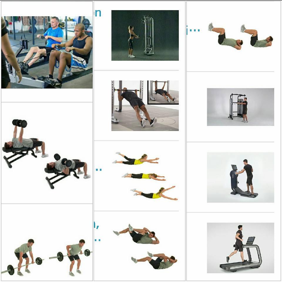 Ernährungsberatung, Ernährungstherapie und Fitnessberatung in Lyss, Fabienne Kobi, Krafttraining 2