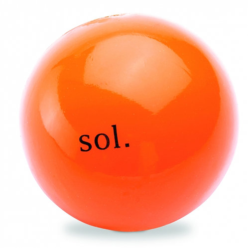 Orbee-Tuff Orange Sol Ball