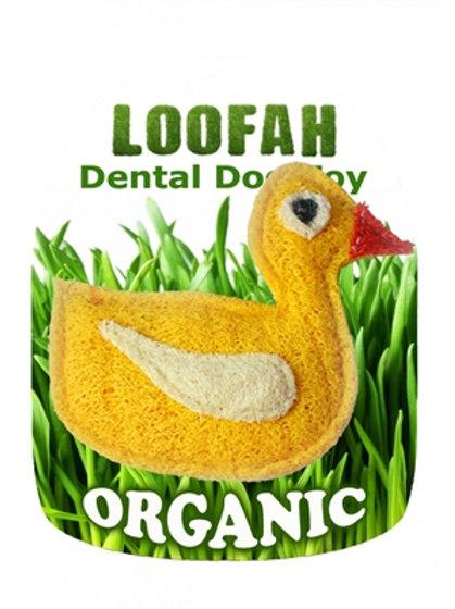 Hip Doggie Loofah Duck - Large