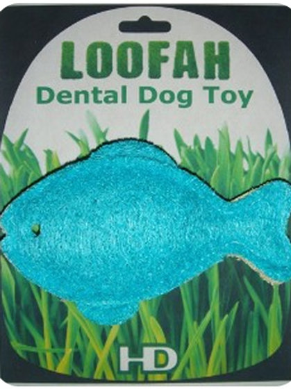 Hip Doggie Loofah Fish