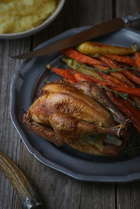 Filson Food: Roast Pheasant