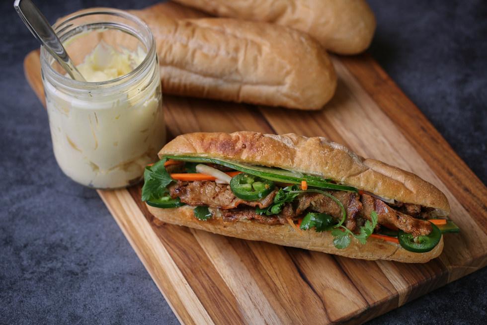 Strung Magazine: Wild Boar Vietnamese Bánh Mì