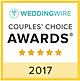 Joseph Hummel Photography Couple's Choice Award