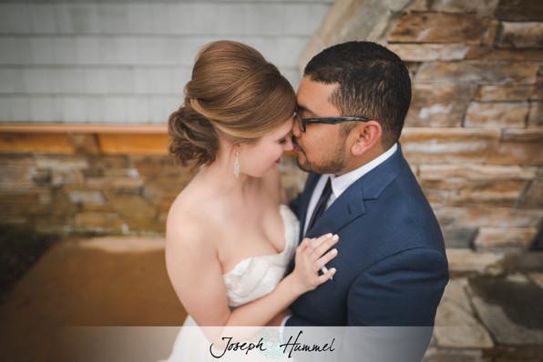 Hyatt Lake Tahoe Wedding first look