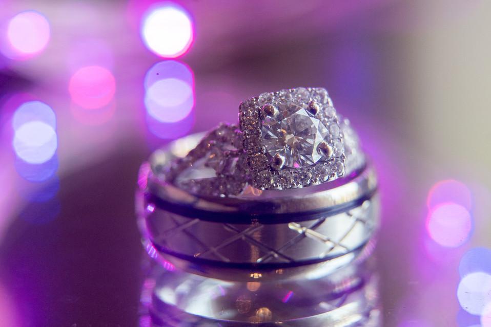 Glorious ring shot