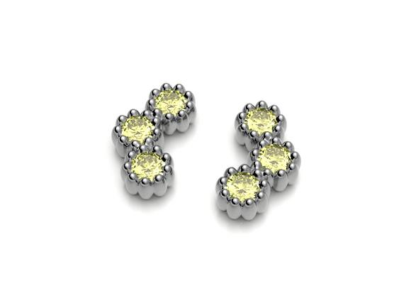 Mini Boutique -Yellow Sapphire