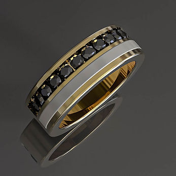 ele black diamond mens ring 1 (1 of 1).j