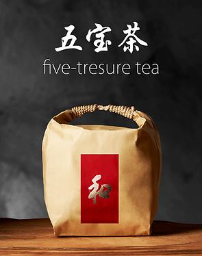 five-treasure tea