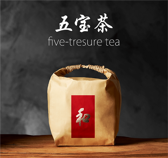 five-treasure tea