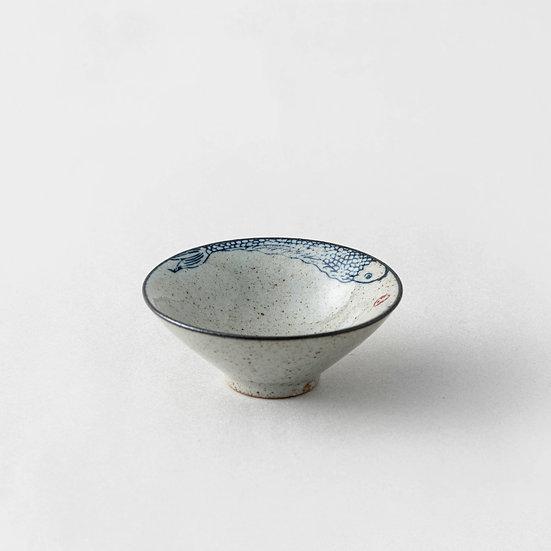 Gyokuro Cup Koi fish (Medium)
