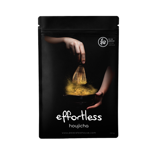 effortless houjicha (150g)