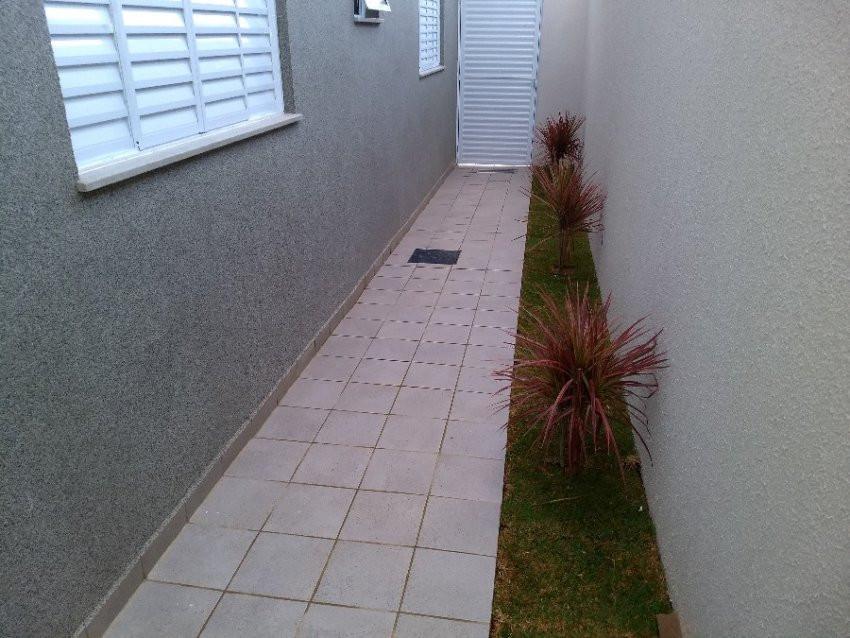 Área do corredor