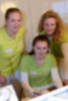 Alpenpraxis Isarwinkel - Serviceteam