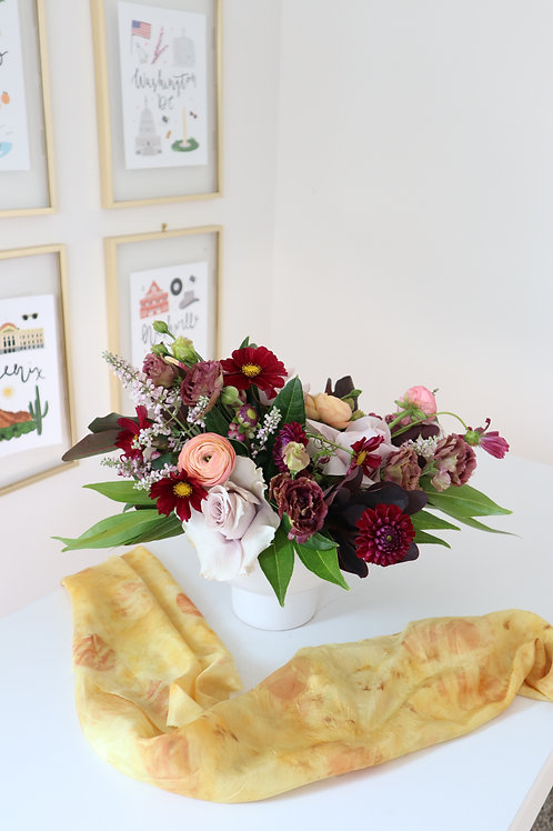 Middle Tennessee Virtual Floral Design Class- September 25th