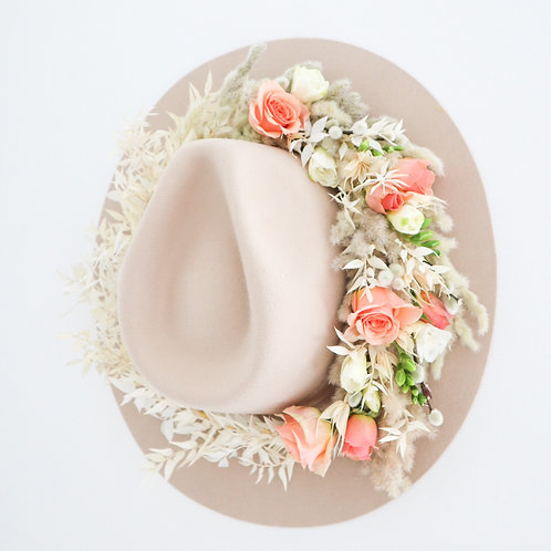 The Floral Hat