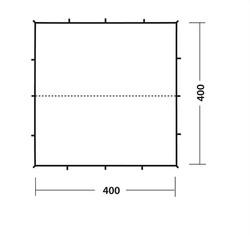 130186_Tarp 4x4 m_Drawing Floorplan_3