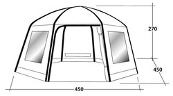 130201_Aero Yurt_Drawing Perspective2