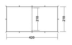 130145_Prospector Tarp_Drawing Floorplan