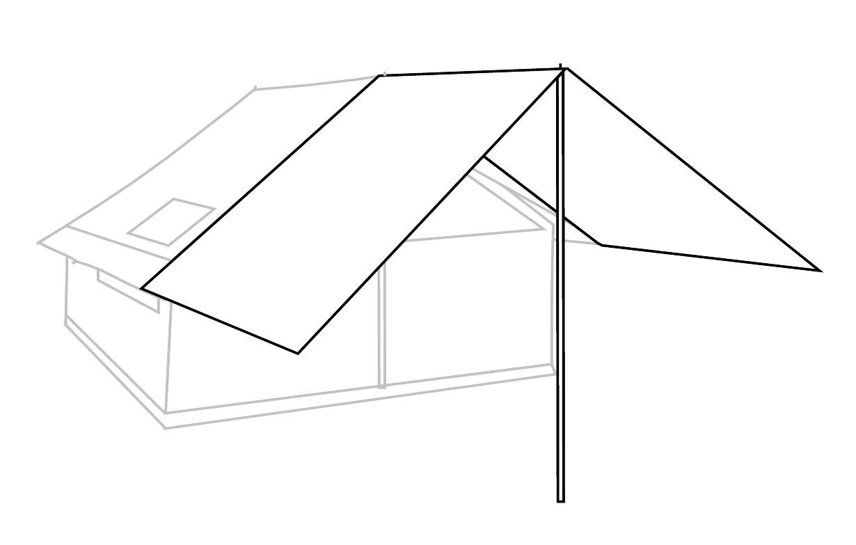 130145_Prospector Tarp_Drawing Perspecti
