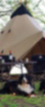 アウトバックレンジ テント