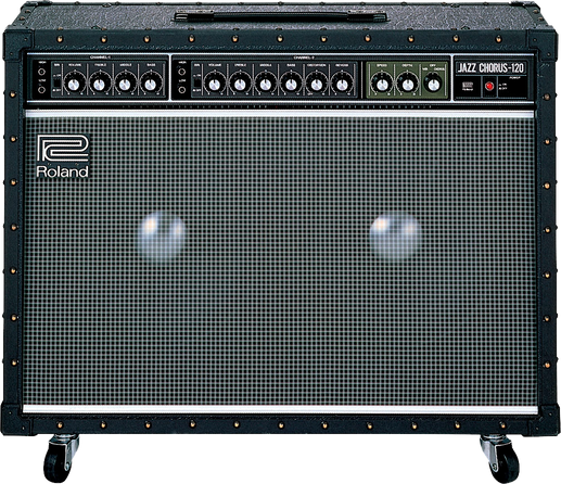 Roland JC120 Guitar Amp