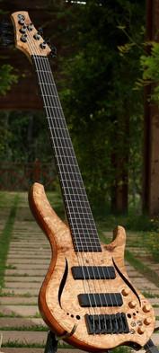 Özgür Turan Custom 6-String