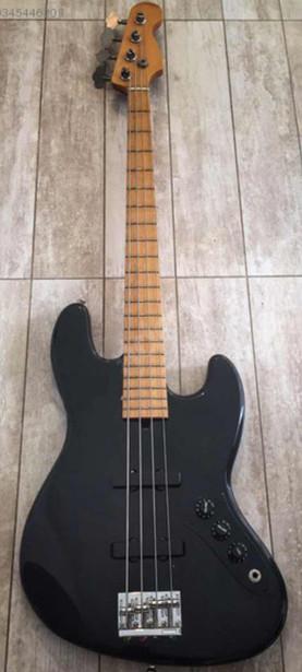Warmoth Jazz Bass