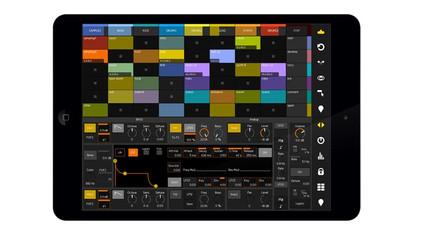 iPad w Touchable, Notion, Polynome etc