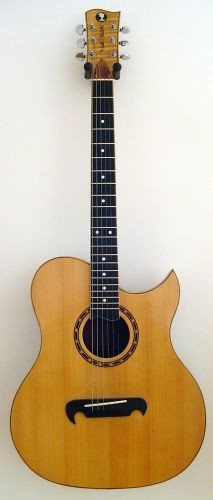 Murat Sezen Custom Acoustic