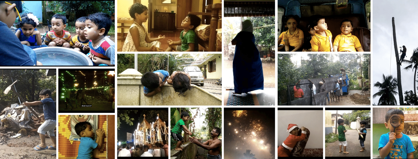 Screenshots from Little Human Tales