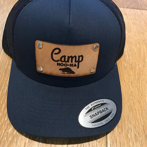Classic snapback hat - Navy Beaver-PRE-SALES ONLY!