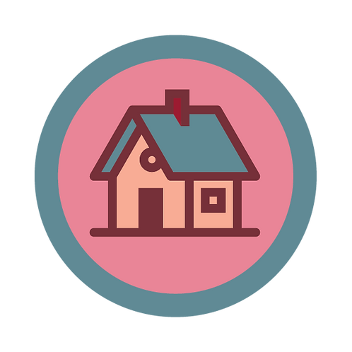 Home Organization Badge