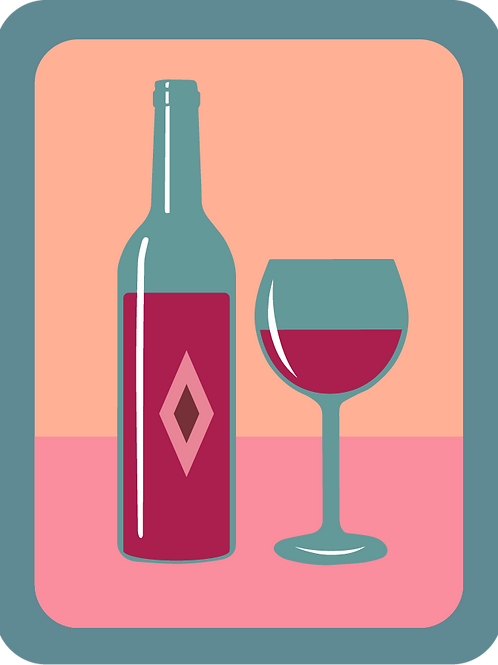 WINE ED BADGE