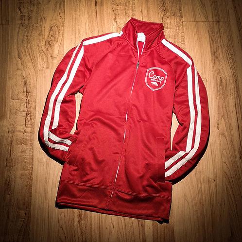 Team Hoo-Ha Track Jacket - Red Beaver