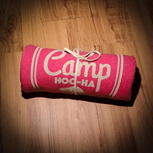 CAMP BLANKET - PINK