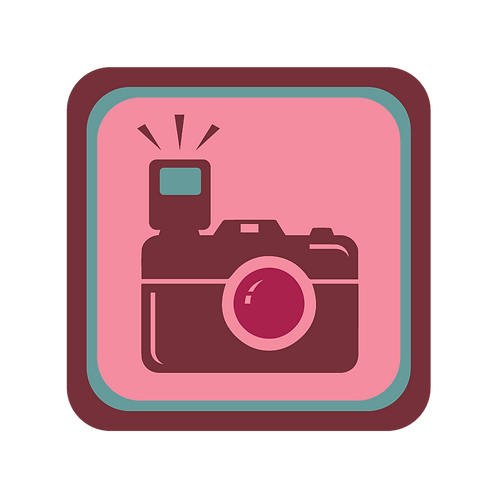 PHOTOGRAPHY BADGE