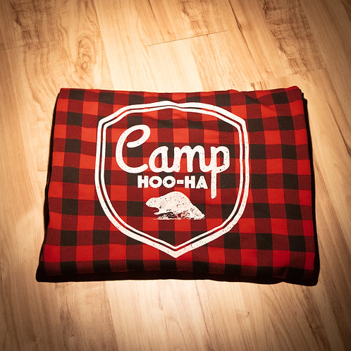 CAMP BLANKET - BUFFALO