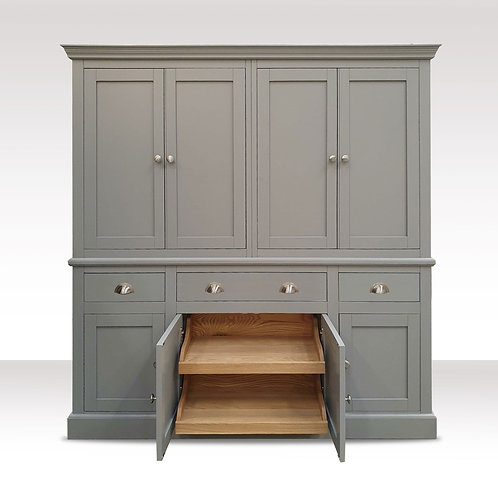 DovedDovedale Painted Combination Larder