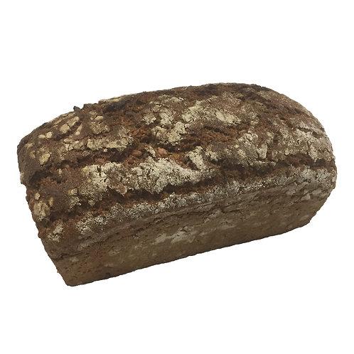 Vollkorn Whole Grain Bread (No Yeast Added)