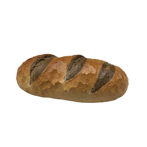 20% Marble Rye Bread