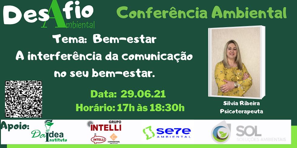 1ª Conferência Ambiental -7 Bem-estar