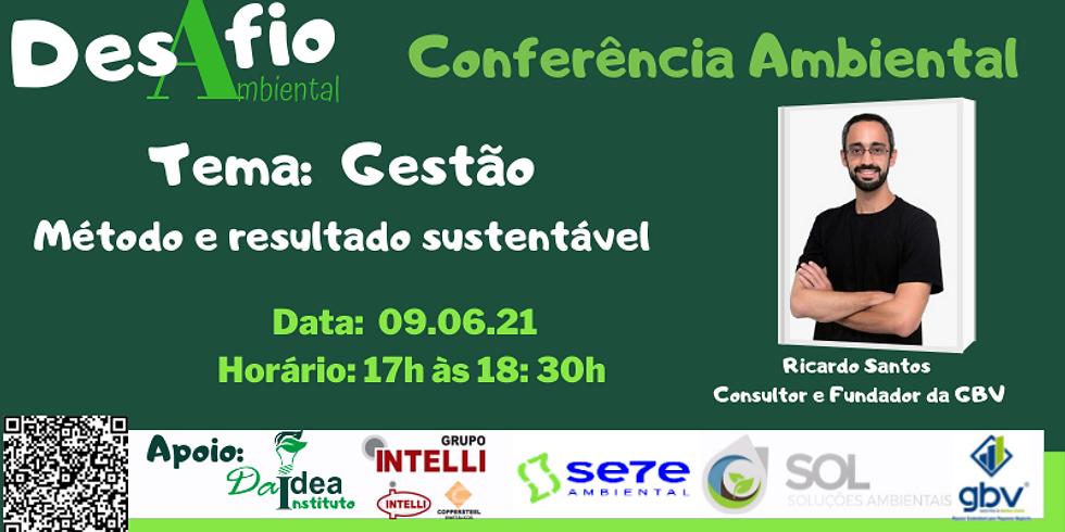 1ª Conferência Ambiental -2 Gestão