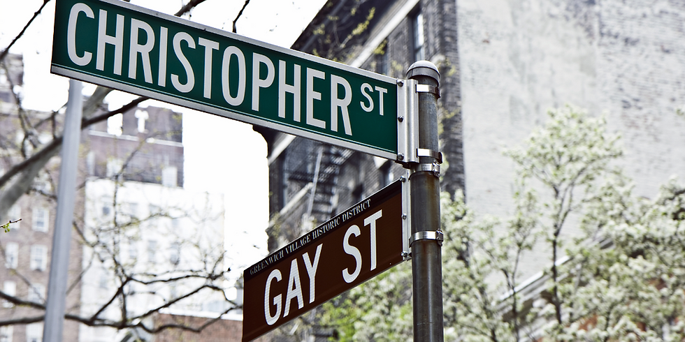 Pride Trivia with Christopher Street Tours