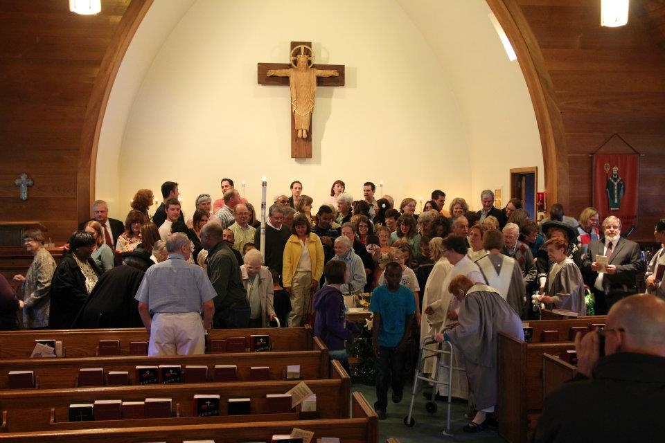 our congregation