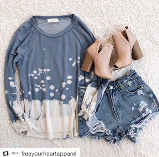 Top 5 Looks From Free Your Heart Apparel