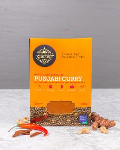 Systrarna Khanna - Punjabi Curry Packsho