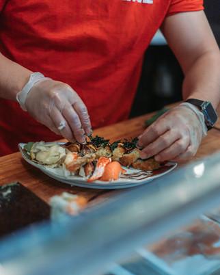 RAW Sushi & Bowl