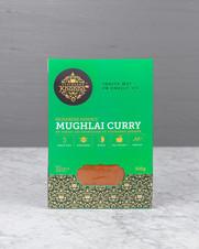 Systrarna Khanna - Mughlai Curry Packsho
