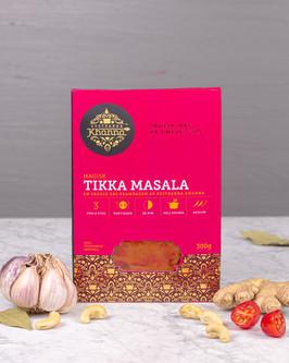Systrarna Khanna - Tikka Masala Packshot