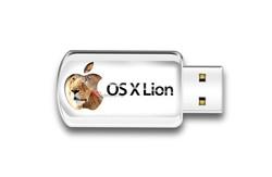 OS X Lion 10.7 USB Key